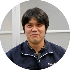商品開発部 係長 杉本 尚文