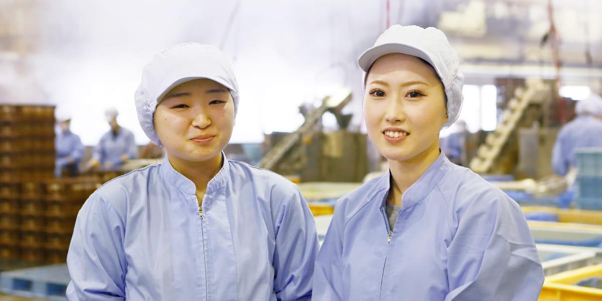 製造部 生産1グループ 生産2課 中田 香夏