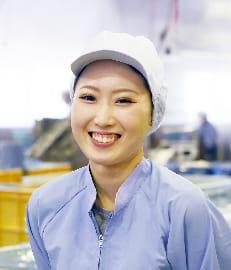 製造部 中田香夏