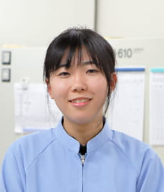 品質管理室 松田有理香